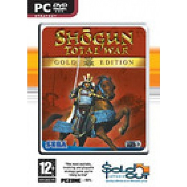 SHOGUN: TOTAL WAR GOLD EDITION - PC