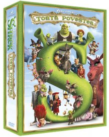 SHREK: THE WHOLE STORY SHREK: TOATA POVESTEA (