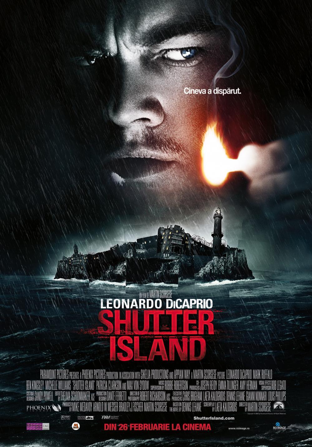SHUTTER ISLAND SHUTTER ISLAND