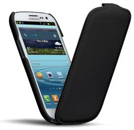 Signature Flip Galaxy S3 black