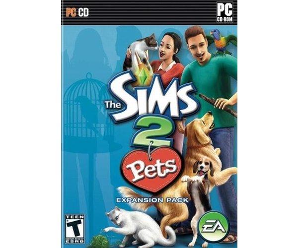 SIMS 2 PETS PC