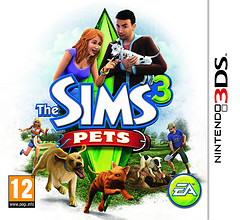 SIMS 3 PETS - 3DS
