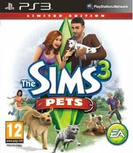 SIMS 3 PETS LIMITED EDITION - PS3