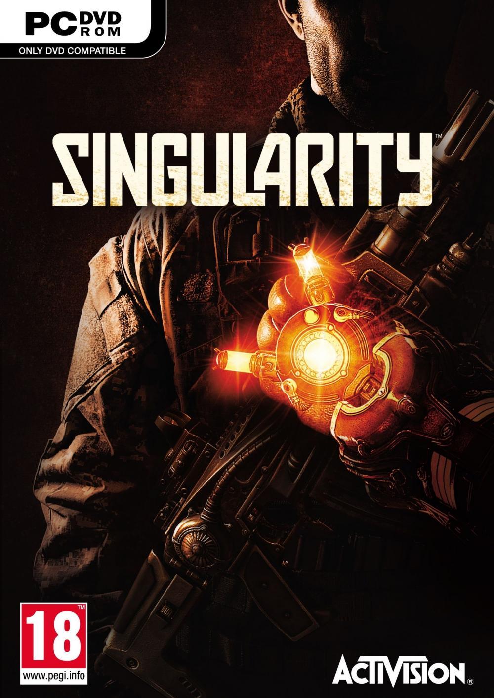 SINGULARITY PC