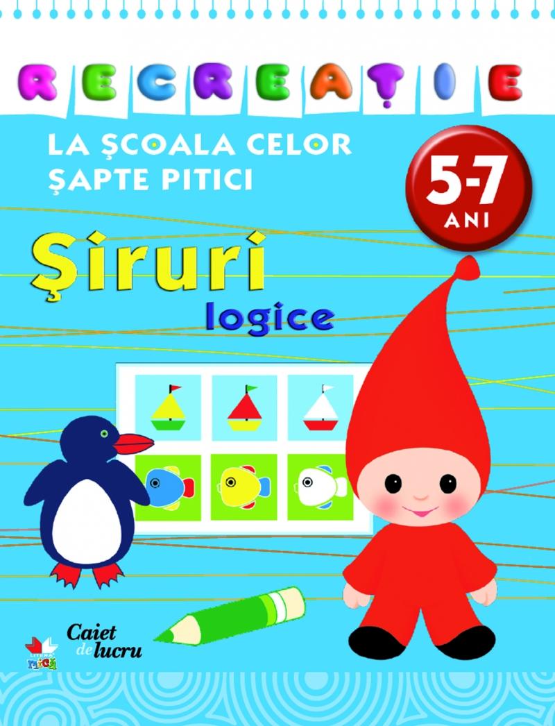 SIRURI LOGICE 5-7 ANI