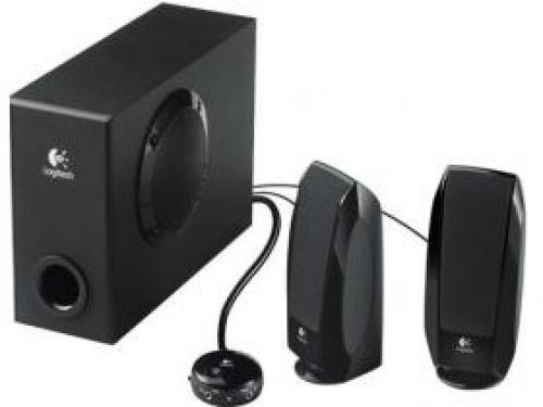 Sistem audio 2.1 Logite ch S220 17W Black