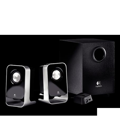 Sistem audio 2.1 Logite ch LS21 7W Black