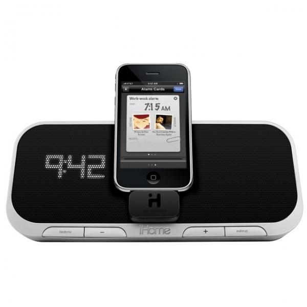Sistem audio iHome iA5 dock iPhone iPod Touch