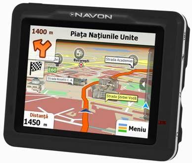 Sistem navigatie GPS Navon 260 RO