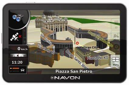 Sistem navigatie GPS Navon 670 FE