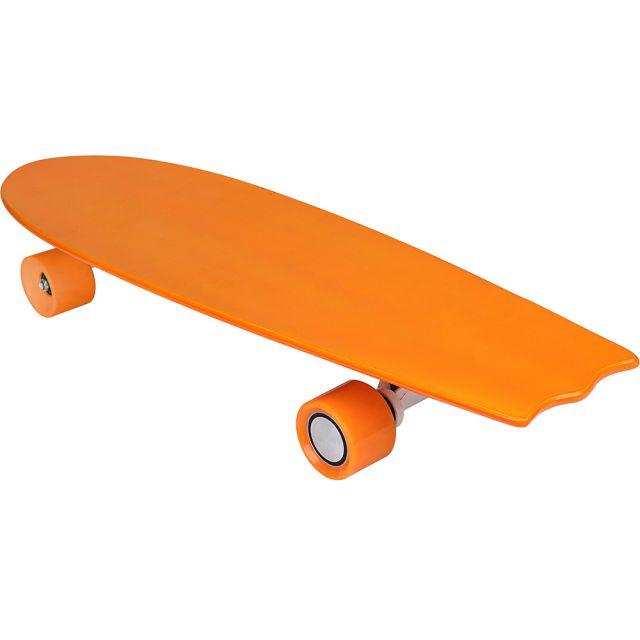 Skateboard Electric Newbits Junior X0X0, Portocaliu