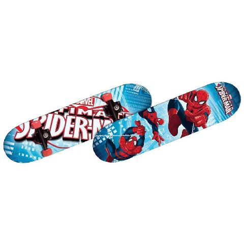 Skateboard Spiderman,Mondo