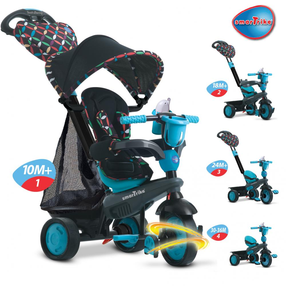 Smart Trike Boutique Albastru