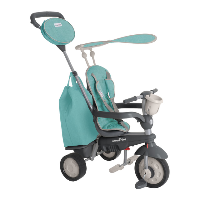 Smart Trike Voyager,5in1,albastru