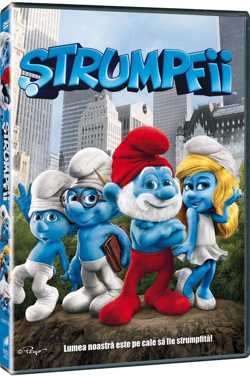 SMURFS-STRUMPFII