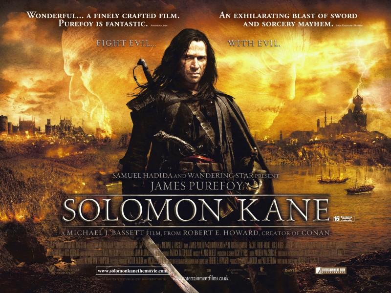 SOLOMON KANE SOLOMON KANE