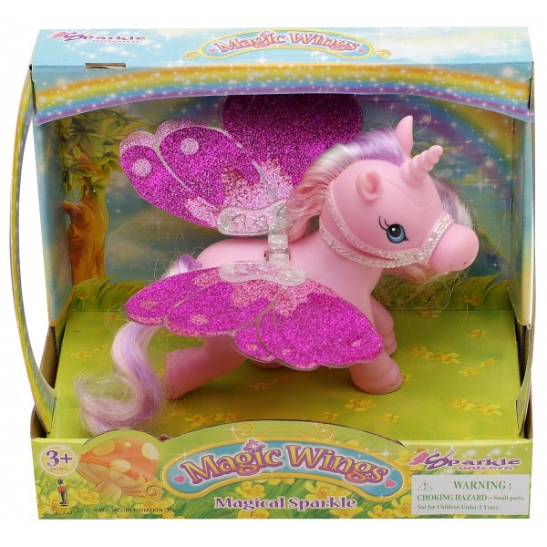 Sparkle Figurina mobila unicorn