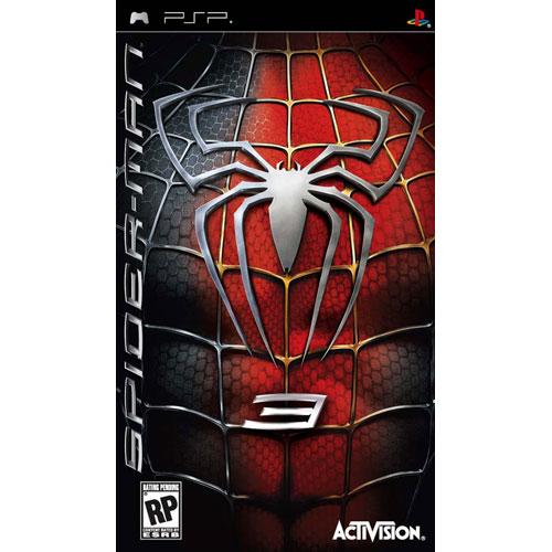 SPIDERMAN MOVIE 3 ESSEN ESSENTIALS PSP