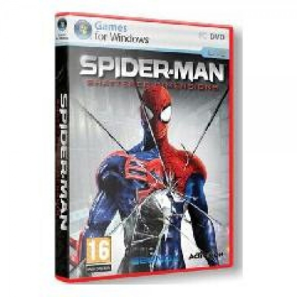 SPIDERMAN SHATTERED DIMENSIONS - PC