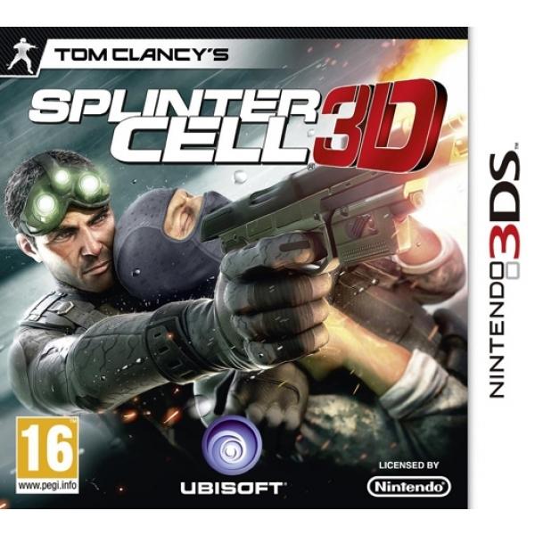 SPLINTER CELL 3DS