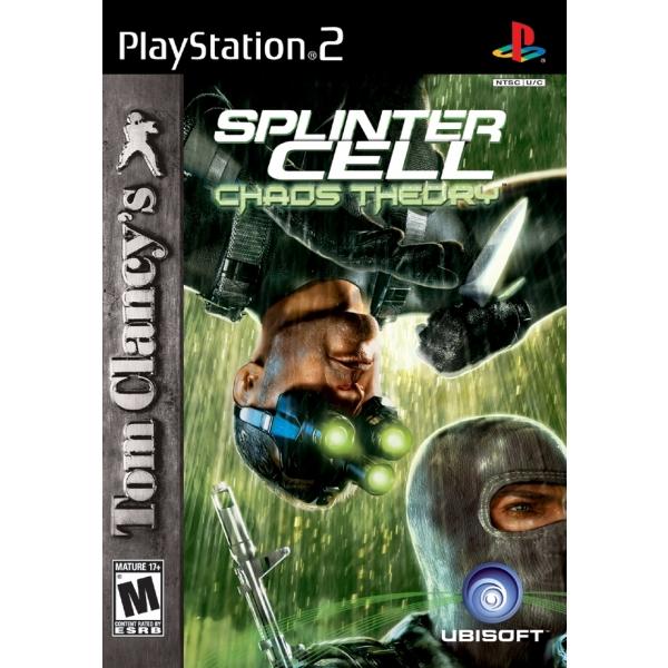 SPLINTER CELL CHAOS THE PS2