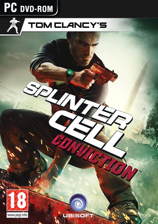 SPLINTER CELL CONVICTION EXCLUSIVE - PC