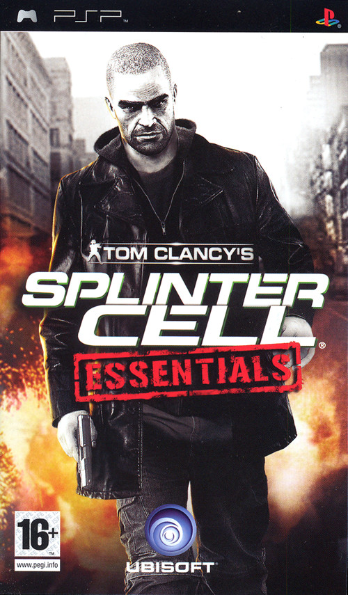 SPLINTER CELL ESSENTIAL PSP