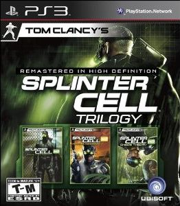 SPLINTER CELL TRILOGY HD CLASSIC - PS3