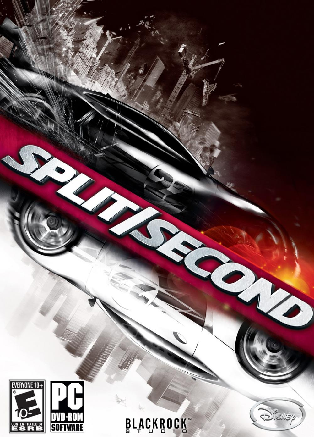 SPLIT SECOND PC