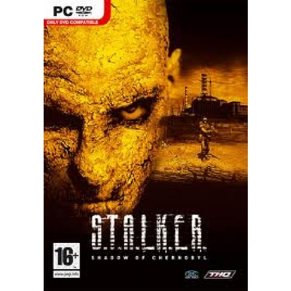 S.T.A.L.K.E.R SHADOW OF PC