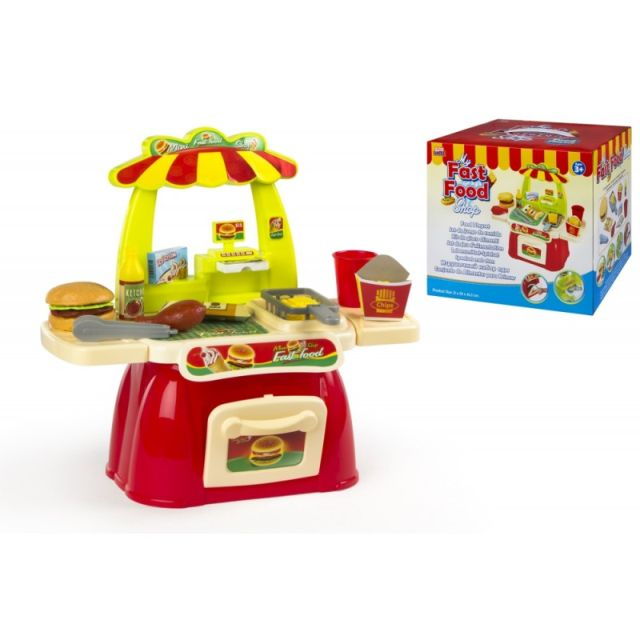 Stand fast food,Kids Corner