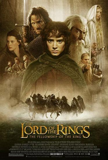 STAPANUL INELELOR 1 (BR LORD OF THE RINGS 1 (BR
