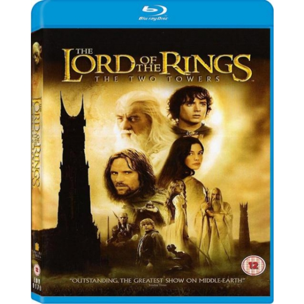 STAPANUL INELELOR: CELE DOUA TURNURI (EE) (BR) - LOTR: THE TWO TOWERS (EE) (BR)