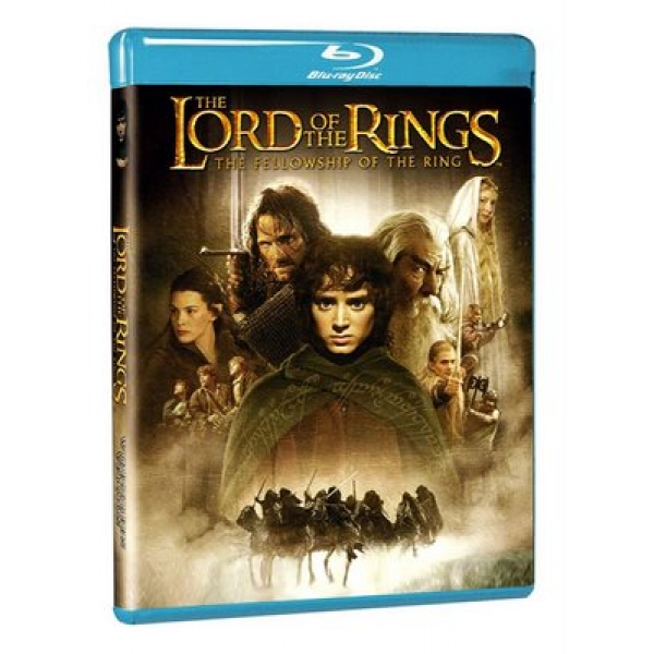 STAPANUL INELELOR: FRATIA INELULUI (EE) (BR) - LOTR: FELLOWSHIP OF THE RING (EE) (BR)