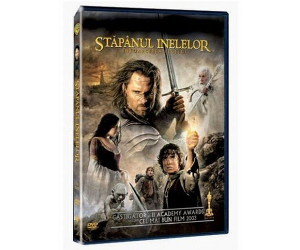 STAPANUL INELELOR - INT LORD OF THE RINGS - THE