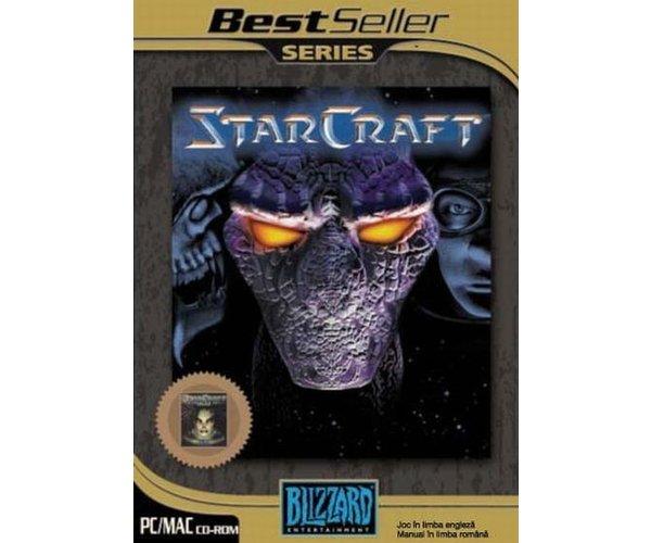 Star Craft + Broodwar Vivendi-BestSeller