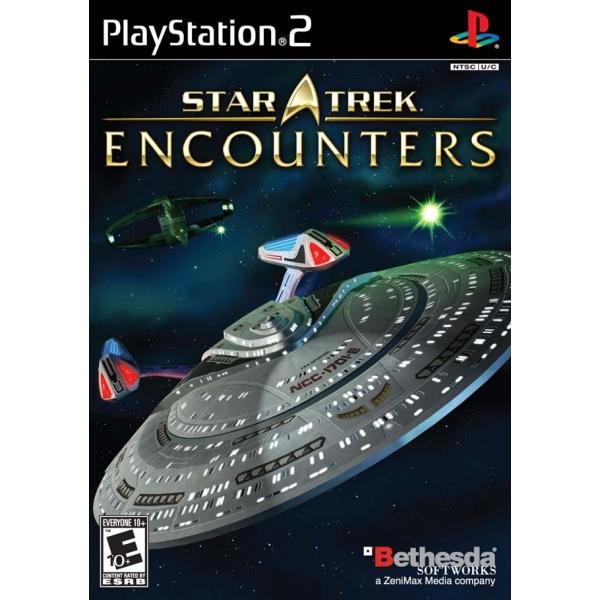 STAR TREK ENCOUNTERS PS2