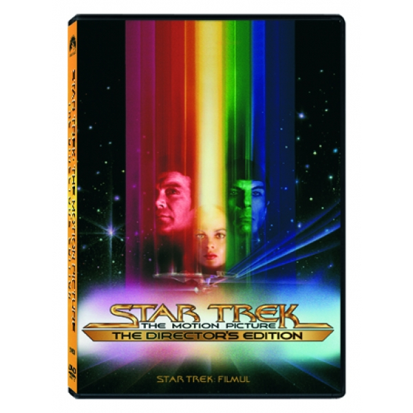 STAR TREK : FILMUL  - STAR TREK : THE MOTION PICTURE