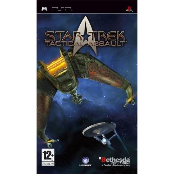 STAR TREK TACTICAL ASSA PSP