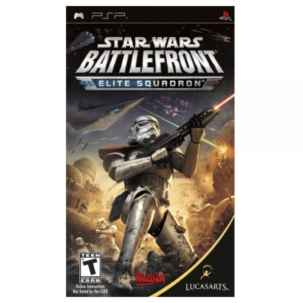 STAR WARS BATTLEFRONT E PSP