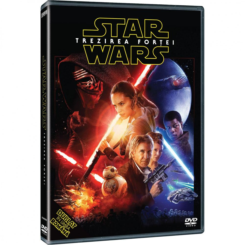 STAR WARS: EPISODE VII - THE FORCE AWAKENS - TREZIREA FORTEI