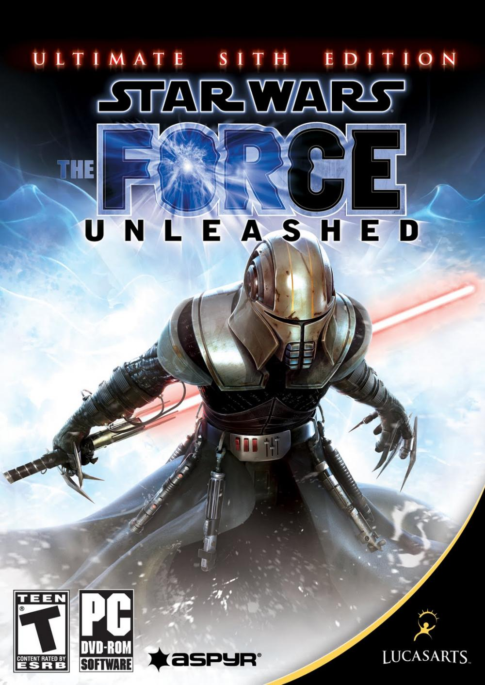 STAR WARS FORCE UNLEASH GOLD PACK - PC