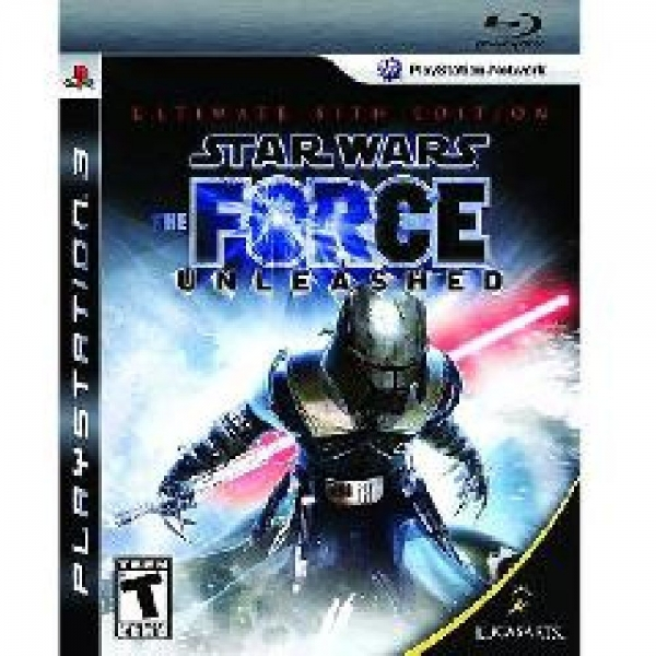 STAR WARS FORCE UNLEASH GOLD PACK - PS3