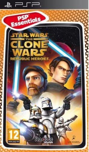 STAR WARS CLONE WARS REP. HEROES ESS