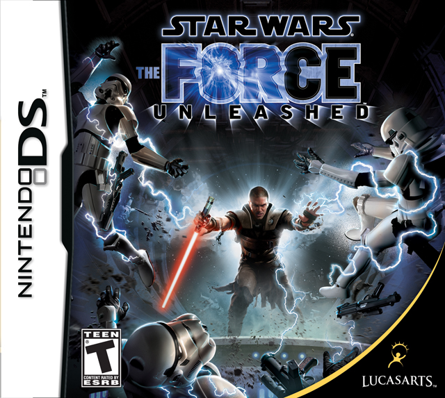 STAR WARS THE FORCE UNLEASHED 2 - DS