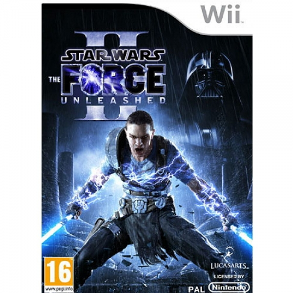 STAR WARS THE FORCE UNLEASHED 2 - WII