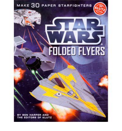 STAR WORS FOLDED FLYERS
