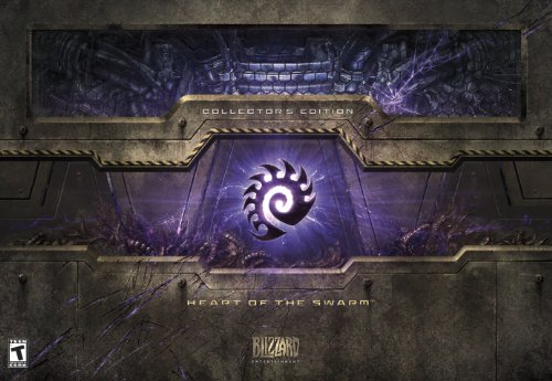 STARCRAFT 2 HOTS COLLECTORS EDITION PC