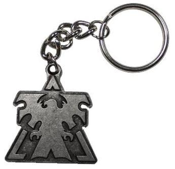 Starcraft II - Metal Keychain Terran