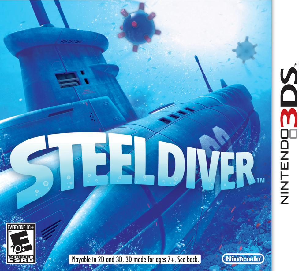 STEEL DRIVER - 3DS